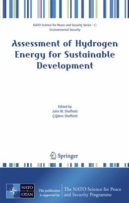 Abbildung von Sheffield | Assessment of Hydrogen Energy for Sustainable Development | 2007