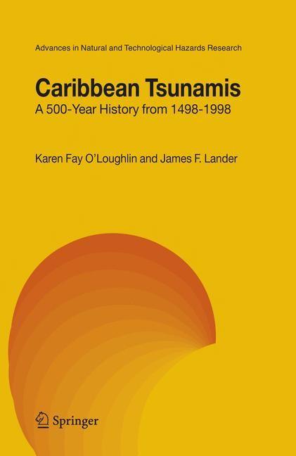 Caribbean Tsunamis | O'Loughlin / Lander, 2003 | Buch (Cover)