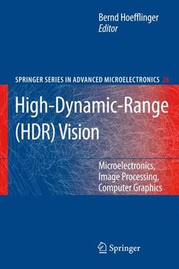 Abbildung von Hoefflinger   High-Dynamic-Range (HDR) Vision   2007   Microelectronics, Image Proces...   26