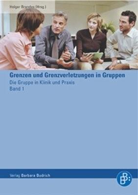 Grenzen und Grenzverletzungen in Gruppen | Brandes | 1., Aufl., 2005 | Buch (Cover)