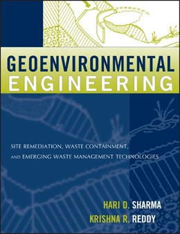 Abbildung von Sharma / Reddy | Geoenvironmental Engineering | 2004 | Site Remediation, Waste Contai...