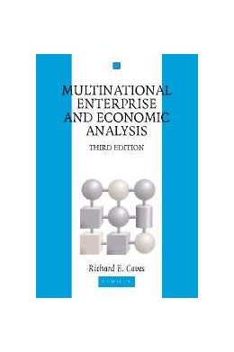 Abbildung von Caves   Multinational Enterprise and Economic Analysis   3rd edition   2007