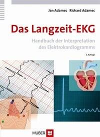 Das Langzeit-EKG | Adamec, 2009 | Buch (Cover)