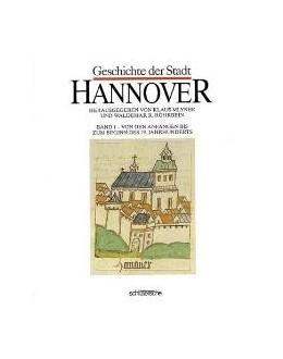 Abbildung von Geschichte der Stadt Hannover   1992   Bd. 1: Von den Anfängen bis zu...