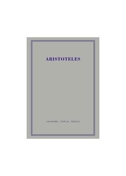 Abbildung von Politik - Buch I | 1991 | Werke in deutscher Übersetzung