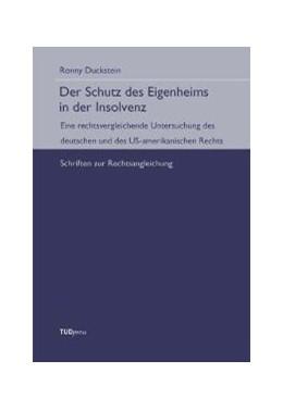 Abbildung von Duckstein | Der Schutz des Eigenheims in der Insolvenz | 2008 | Eine rechtsvergleichende Unter... | 8