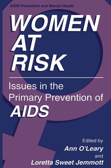 Women at Risk | O'Leary, PhD / Jemmott, 1995 | Buch (Cover)