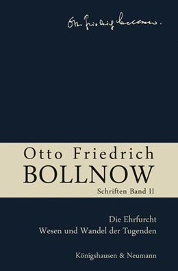 Abbildung von Boelhauve / Kühne-Bertram / Lessing / Rodi | Otto Friedrich Bollnow: Schriften | 2009 | Studienausgabe in 12 Bänden. B...