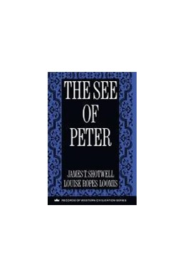 Abbildung von Shotwell / Loomis | The See of Peter | 1991