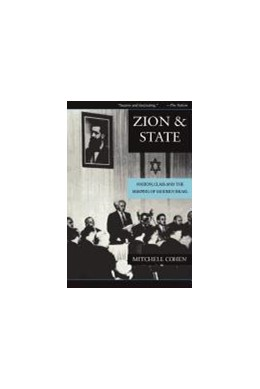 Abbildung von Cohen | Zion and State | 1992 | Nation, Class, and the Shaping...