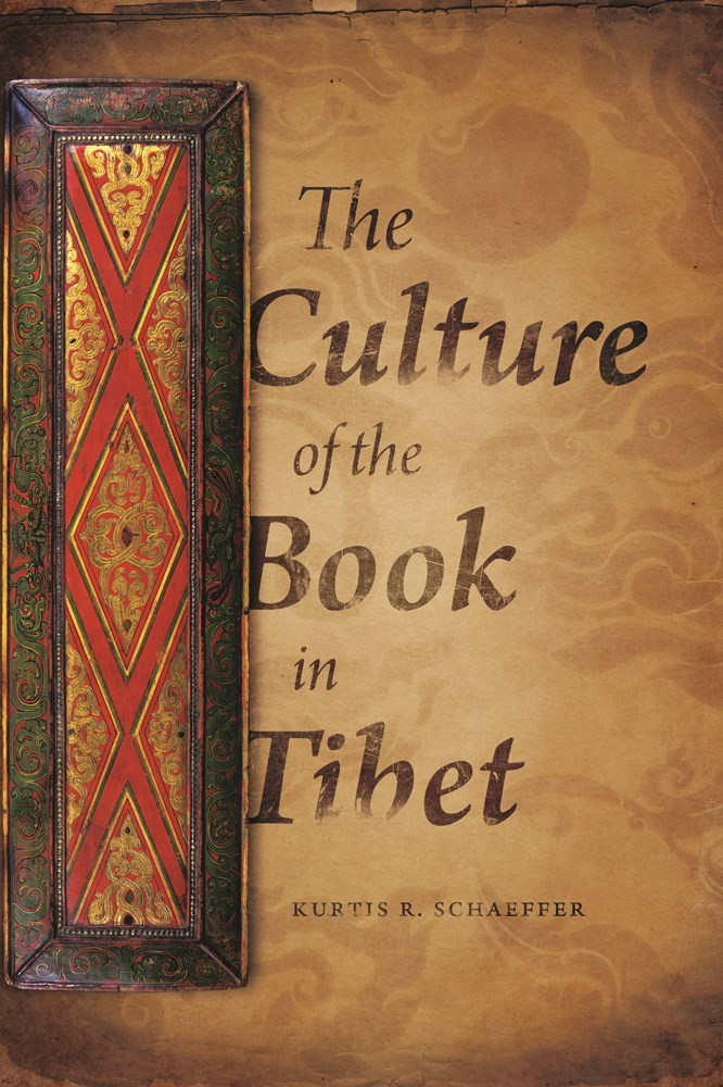 Abbildung von Schaeffer | The Culture of the Book in Tibet | 2009