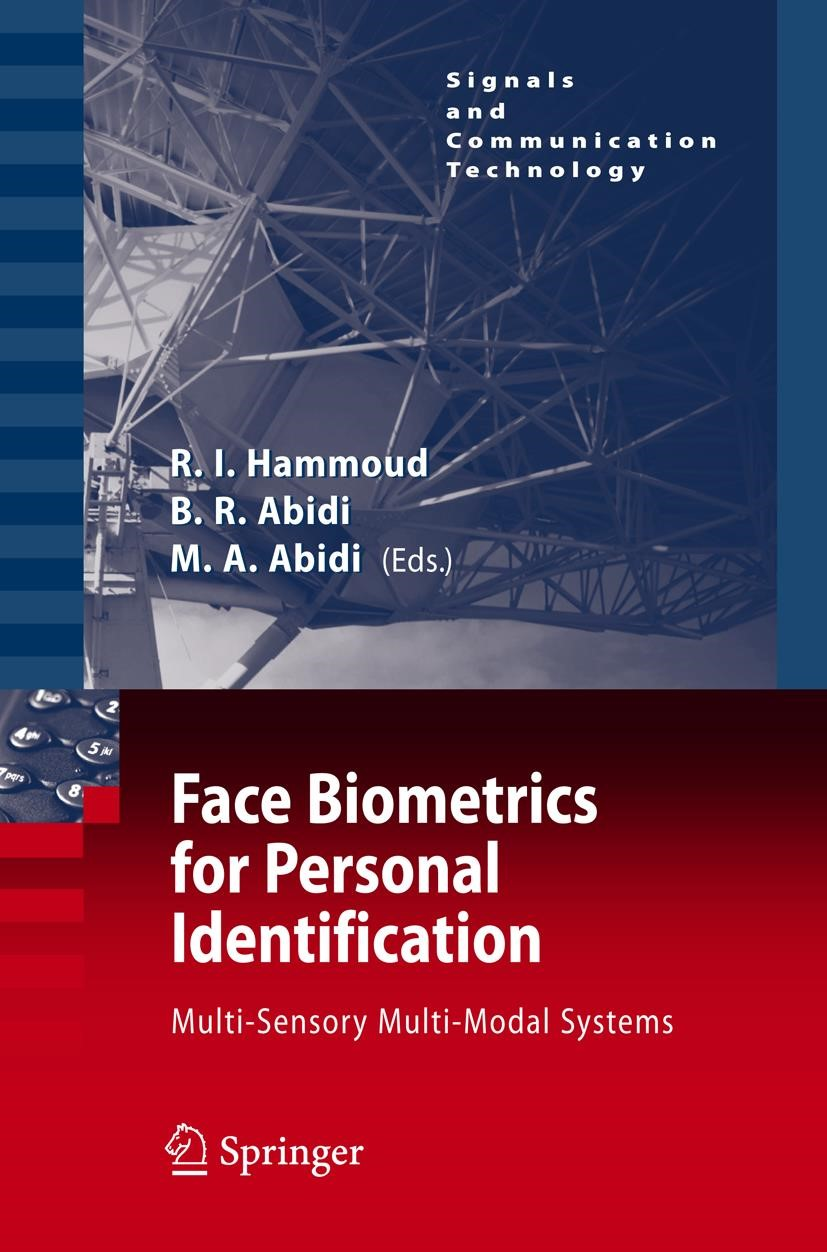 Face Biometrics for Personal Identification | Abidi, 2007 | Buch (Cover)