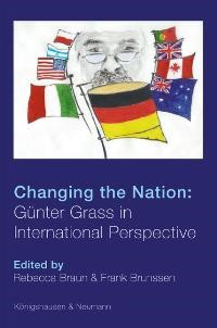 Changing the Nation | Braun / Brunssen, 2008 | Buch (Cover)