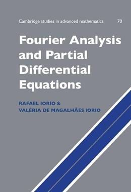 Abbildung von Iorio, Jr / Iorio | Fourier Analysis and Partial Differential Equations | 2001 | 70