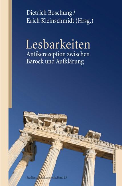 Lesbarkeiten | Boschung / Kleinschmidt, 2010 | Buch (Cover)