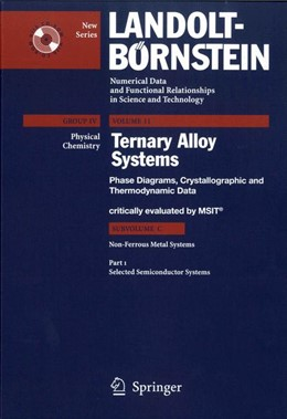 Abbildung von MSIT Materials Science International Team   Selected Semiconductor Systems   2006