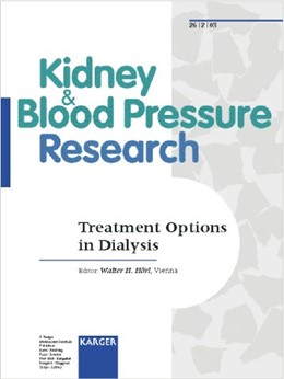 Abbildung von Hörl | Treatment Options in Dialysis | 2003 | World Congress of Nephrology, ...