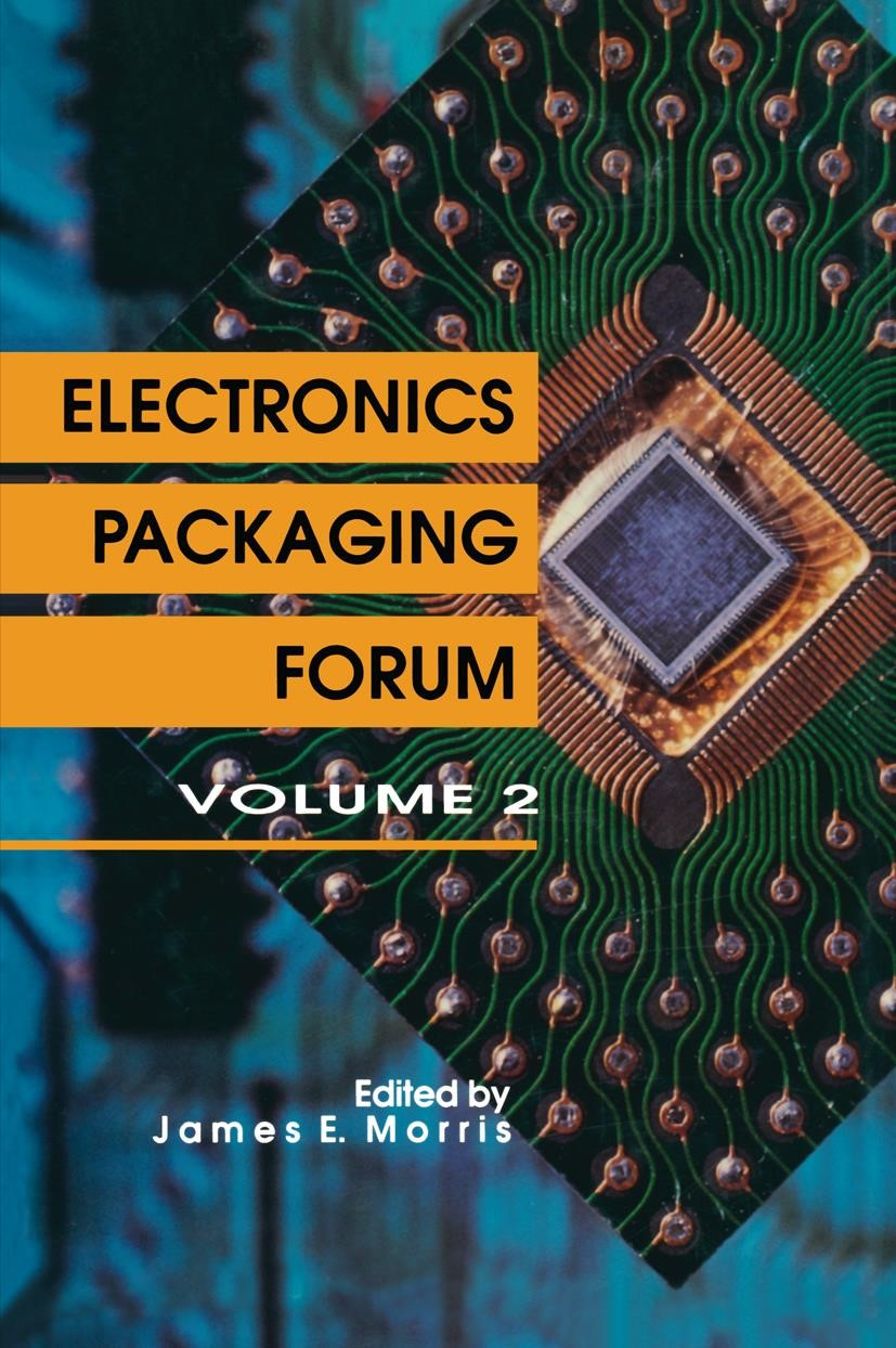 Electronics Packaging Forum | Morris, 1991 | Buch (Cover)