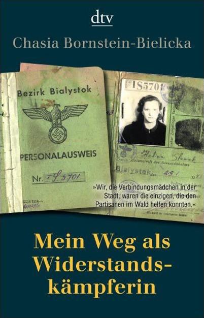Mein Weg als Widerstandskämpferin | Bornstein-Bielicka / Haumann, 2008 | Buch (Cover)