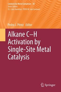 Abbildung von Pérez   Alkane C-H Activation by Single-Site Metal Catalysis   2012   38