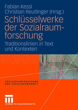 Abbildung von Kessl / Reutlinger | Schlüsselwerke der Sozialraumforschung | 1. Auflage | 2008 | 1 | beck-shop.de