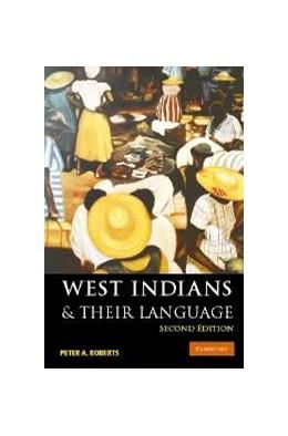 Abbildung von Roberts | West Indians and their Language | 2nd edition | 2007