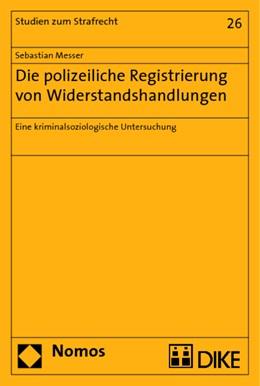 Abbildung von Messer | Die polizeiliche Registrierung von Widerstandshandlungen | 2009 | Eine kriminalsoziologische Unt... | 26