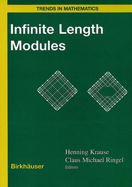 Abbildung von Krause / Ringel | Infinite Length Modules | 2000