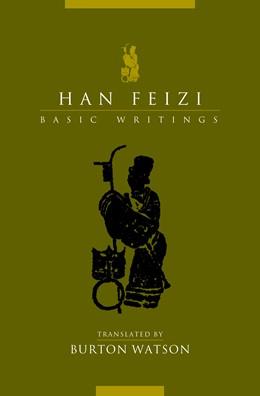 Abbildung von Han Feizi   2003   Basic Writings