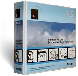 Abbildung von DIN e.V. / ZDS | DIN-Normen für das Schornsteinfegerhandwerk | 1. Auflage | 2019 | beck-shop.de