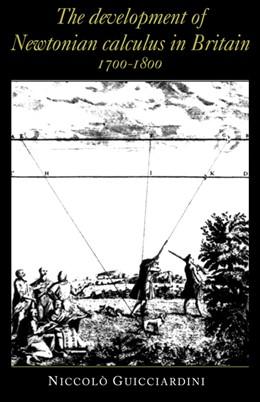 Abbildung von Guicciardini | The Development of Newtonian Calculus in Britain, 1700-1800 | 2003