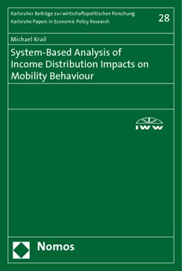 Abbildung von Krail | System-Based Analysis of Income Distribution Impacts on Mobility Behaviour | 2009 | 28