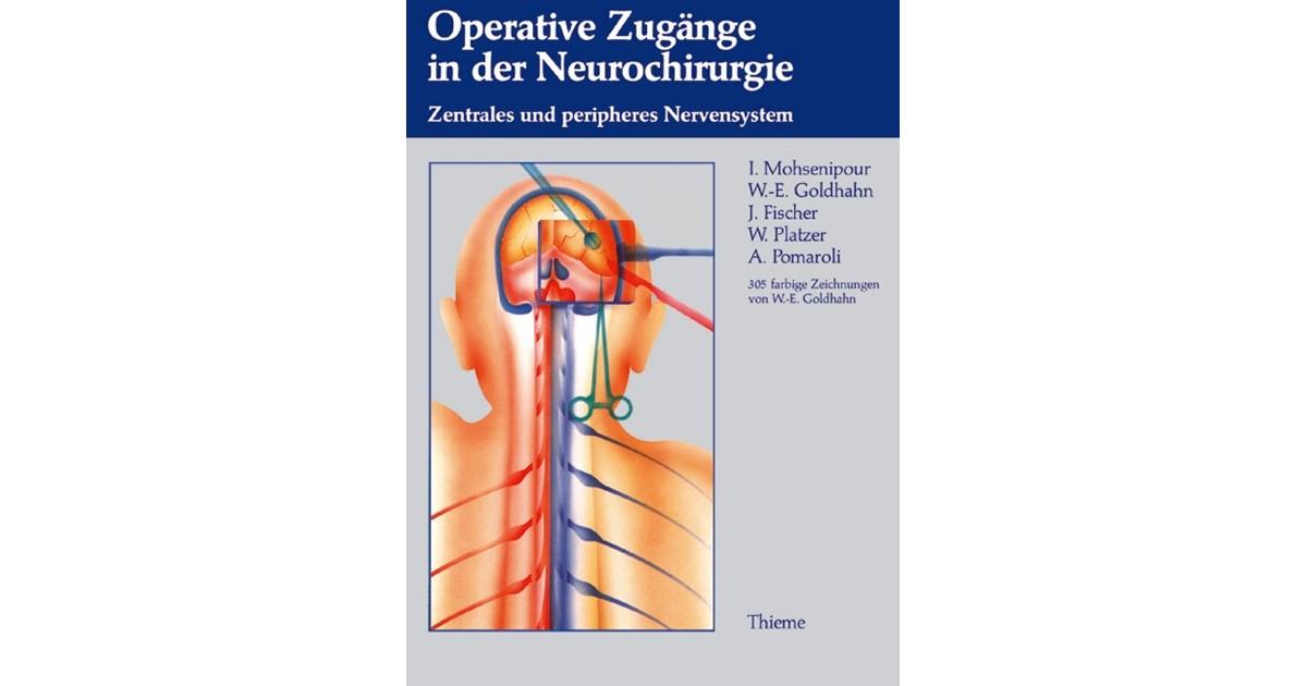 Operative Zugangswege in der Neurochirurgie | Mohsenipour / Goldhahn ...