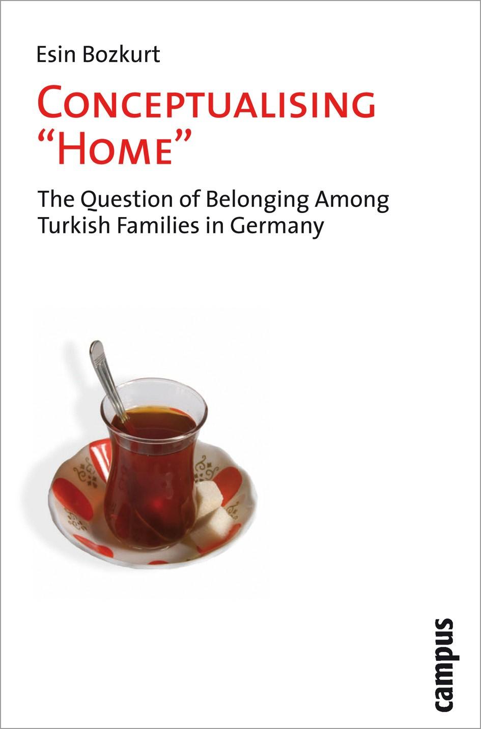 Conceptualising Home | Bozkurt, 2009 | Buch (Cover)
