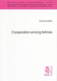 Abbildung von Merk | Cooperation among Airlines | 2008