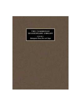 Abbildung von Alexander | The Cambridge Shakespeare Library 3 Volume Set | 2003 | Shakespeare's Times, Texts and...