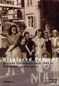Displaced Persons | Albrich /  / Weltsch, 1998 | Buch (Cover)