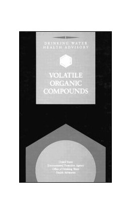 Abbildung von Connery / Orme-Zavaleta | Drinking Water Health Advisory | 1990 | Volatile Organic Compounds
