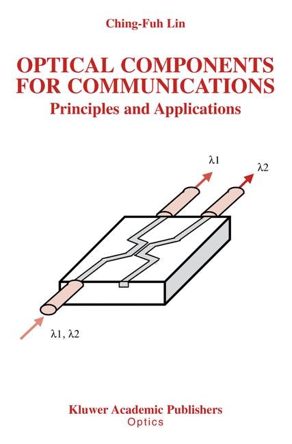 Optical Components for Communications | Lin, 2003 | Buch (Cover)