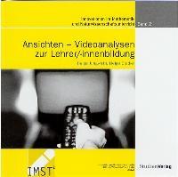 Ansichten - Videoanalysen zur Lehrer/-innenbildung | Jungwirth / Stadler, 2003 (Cover)