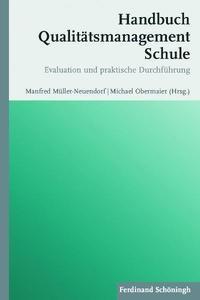 Handbuch Qualitätsmanagement Schule | Müller-Neuendorf / Obermaier | 1. Aufl. 2010, 2010 | Buch (Cover)