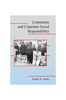 Abbildung von Soule | Contention and Corporate Social Responsibility | 2009