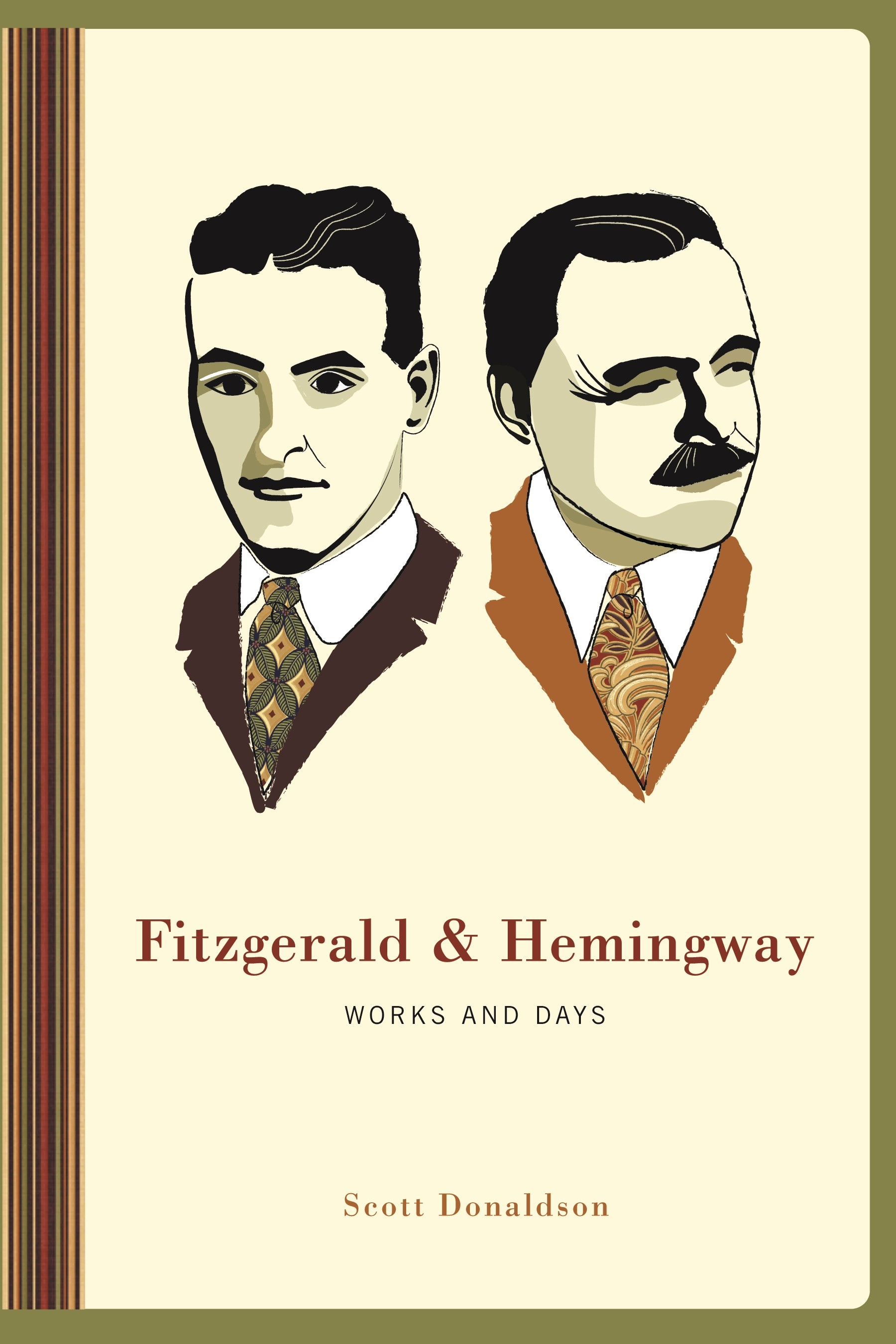Abbildung von Donaldson | Fitzgerald and Hemingway | 2009