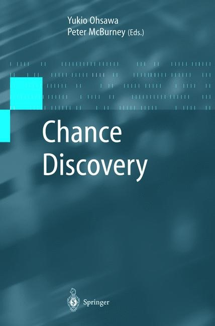 Chance Discovery | Ohsawa / McBurney, 2003 | Buch (Cover)