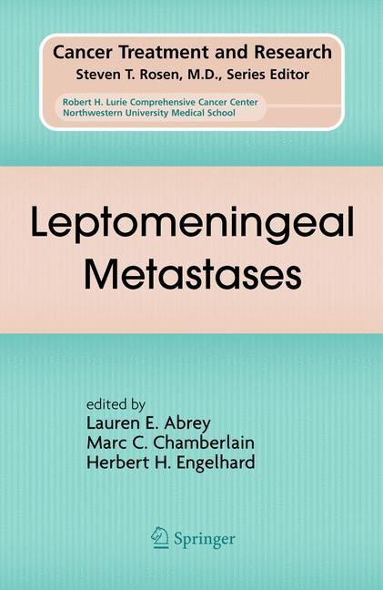 Leptomeningeal Metastases   Abrey / Chamberlain / Engelhard, 2005   Buch (Cover)