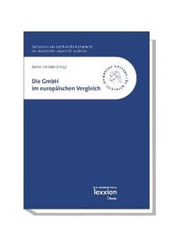 Abbildung von Schröder   Die GmbH im europäischen Vergleich   2005