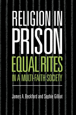 Abbildung von Beckford / Gilliat | Religion in Prison | 1998 | 'Equal Rites' in a Multi-Faith...