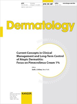 Abbildung von Orlow | Current Concepts in Clinical Management and Long-Term Control of Atopic Dermatitis: Focus on Pimecrolimus Cream 1% | 2007 | Supplement Issue: Dermatology ...