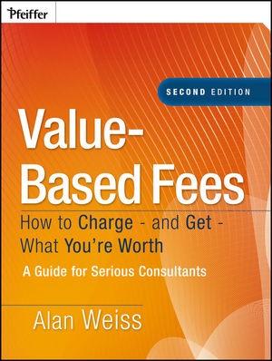 Abbildung von Weiss | Value-Based Fees | 2. Auflage | 2008