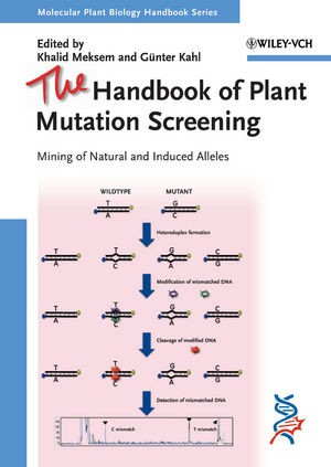 Abbildung von Meksem / Kahl | The Handbook of Plant Mutation Screening | 1. Auflage | 2010